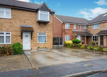 Thumbnail 2 bedroom end terrace house for sale in Burns Place, Tilbury