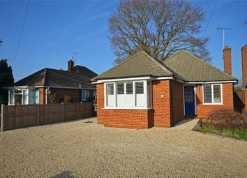Thumbnail 2 bed detached bungalow for sale in White Acres Road, Mytchett, Camberley, Surrey