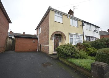 Thumbnail 3 bed semi-detached house for sale in Green Road, Dudley