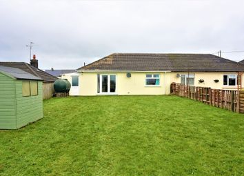 Thumbnail 2 bed semi-detached bungalow for sale in Hyfrydle, Haverfordwest