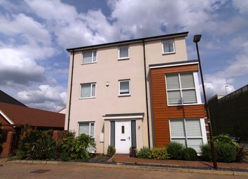 Thumbnail 4 bed end terrace house to rent in Western Road, Bletchley, Milton Keynes