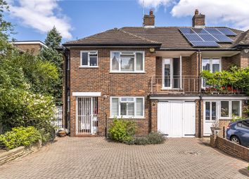 Thumbnail 3 bed semi-detached house for sale in Putney Heath Lane, London