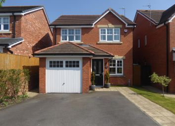 Thumbnail 3 bed detached house for sale in Briarwood Road, Ewloe, Deeside