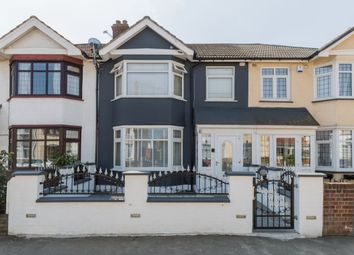 Thumbnail 3 bedroom terraced house for sale in Edward Road, Chadwell Heath, Romford