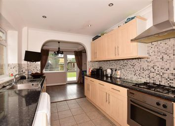Thumbnail 3 bed detached house for sale in Ballens Road, Lords Wood, Chatham, Kent