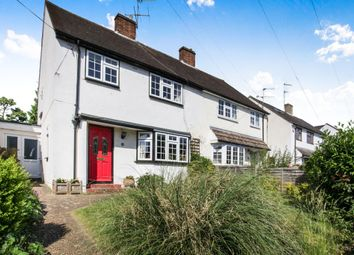 Thumbnail Semi-detached house for sale in Barnfield Road, Harpenden