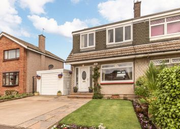 Thumbnail 3 bed semi-detached house for sale in 13 Farm Avenue, Lasswade