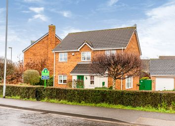 Thumbnail 3 bed detached house for sale in Station Close, Henlow, Bedfordshire