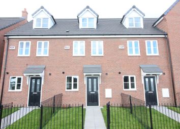 Thumbnail 3 bed end terrace house for sale in Bishop Alcock Road, Hull