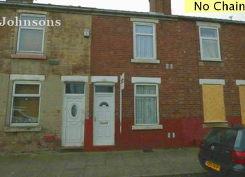 Thumbnail 2 bedroom terraced house for sale in Don Street, Wheatley, Doncaster.