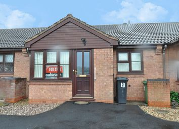 Thumbnail 2 bedroom terraced bungalow for sale in Naseby Close, Church Hill North, Redditch