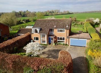 Thumbnail 4 bed detached house for sale in The Street, Hacheston, Woodbridge