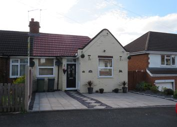 Thumbnail 1 bedroom semi-detached bungalow for sale in Trinder Road, Bearwood, Smethwick