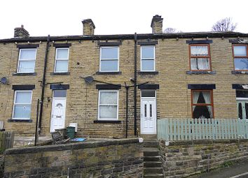 Thumbnail 2 bed terraced house for sale in The Clough, Mirfield, West Yorkshire