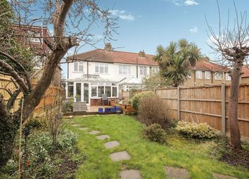 Thumbnail 3 bed semi-detached house to rent in Hunters Road, Chessington