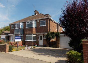 Thumbnail 3 bed semi-detached house for sale in St. Andrews Drive, Grimsby