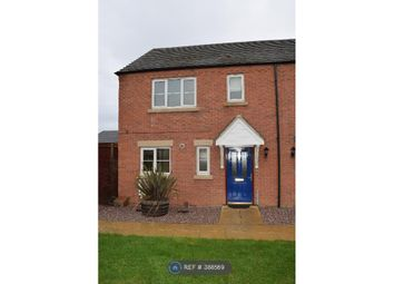 Thumbnail 3 bed semi-detached house to rent in Springbank Drive, Bourne