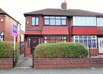 Thumbnail 3 bed semi-detached house for sale in Stanage Avenue, Manchester