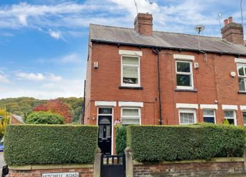 Thumbnail 2 bed terraced house for sale in Mitchell Road, Woodseats