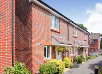 Thumbnail 2 bed end terrace house for sale in Fraser Row, Fishbourne, Chichester