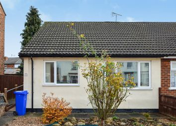 Thumbnail 2 bed semi-detached bungalow for sale in Nelson Street, Long Eaton, Nottingham