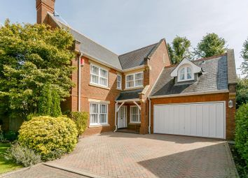 Thumbnail 5 bed detached house to rent in Lime Tree Walk, Virginia Water