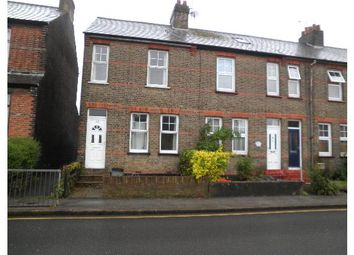 Thumbnail 2 bed end terrace house to rent in Western Road, Brentwood
