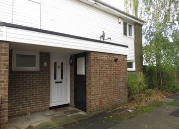 Thumbnail End terrace house for sale in Dalton Close, Crawley