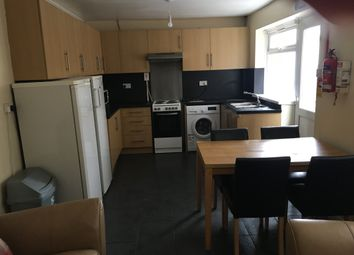 Thumbnail 6 bed flat to rent in King Edward Road, Swansea