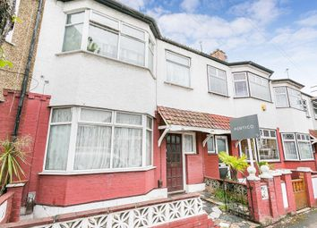 Thumbnail 3 bedroom terraced house for sale in Bowdon Road, London