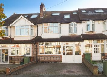 Thumbnail 4 bed terraced house for sale in Taunton Close, North Cheam, Sutton