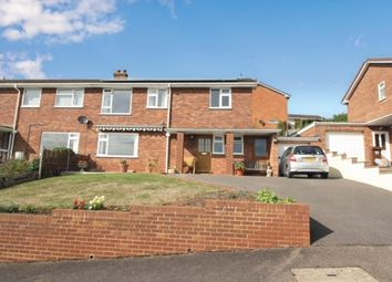 Thumbnail 3 bed semi-detached house for sale in Alexandra Way, Crediton