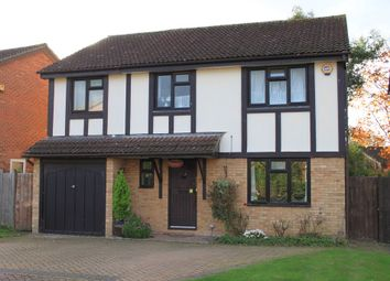 Thumbnail 5 bedroom detached house for sale in Rydal Way, Egham