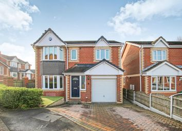 Thumbnail 4 bed detached house for sale in Brierlands Fold, Garforth, Leeds