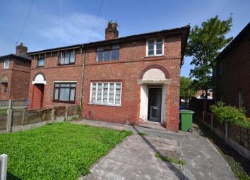 Thumbnail 3 bed semi-detached house for sale in Gerrard Avenue, Bewsey, Warrington