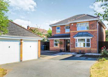 Thumbnail 4 bed detached house for sale in Angelica Court, Bingham