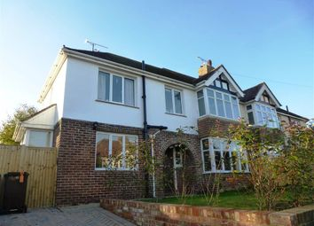 Thumbnail 3 bed semi-detached house for sale in Pevensey Park Road, Westham, Pevensey