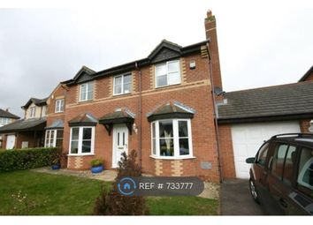 Thumbnail 4 bedroom detached house to rent in Sykes Croft, Emerson Valley, Milton Keynes