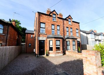 Thumbnail 4 bed semi-detached house for sale in Comber Road, Dundonald, Belfast