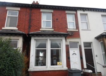Thumbnail 3 bedroom terraced house for sale in Caunce Street, Blackpool