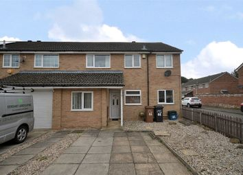 Thumbnail 4 bed end terrace house for sale in Thornfield, Cherry Lodge, Northampton