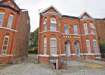 Thumbnail 2 bedroom flat for sale in 28 Central Road, West Didsbury, Manchester
