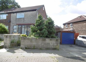 Thumbnail 2 bedroom semi-detached house for sale in Deepdale Road, Breightmet, Bolton