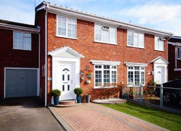 Thumbnail 4 bed terraced house for sale in Waterside Close, Bordon
