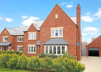 Thumbnail 5 bed detached house for sale in Camp Road, Upper Heyford, Oxfordshire