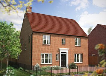 "Thumbnail 5 bed detached house for sale in ""The Ansell"" at Main Street, Tingewick, Buckingham"