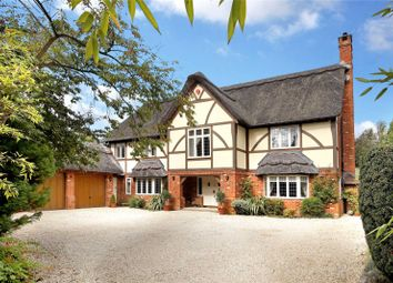 Finch Lane, Knotty Green, Beaconsfield, Buckinghamshire HP9. 5 bed detached house for sale