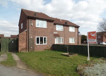 Thumbnail 2 bed end terrace house for sale in Atwater Grove, Lincoln