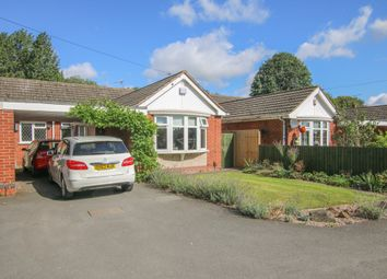 Thumbnail 3 bedroom semi-detached bungalow for sale in Shilton Lane, Coventry