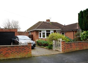 Thumbnail 2 bedroom semi-detached bungalow to rent in Havelock Road, Hucclecote, Gloucester